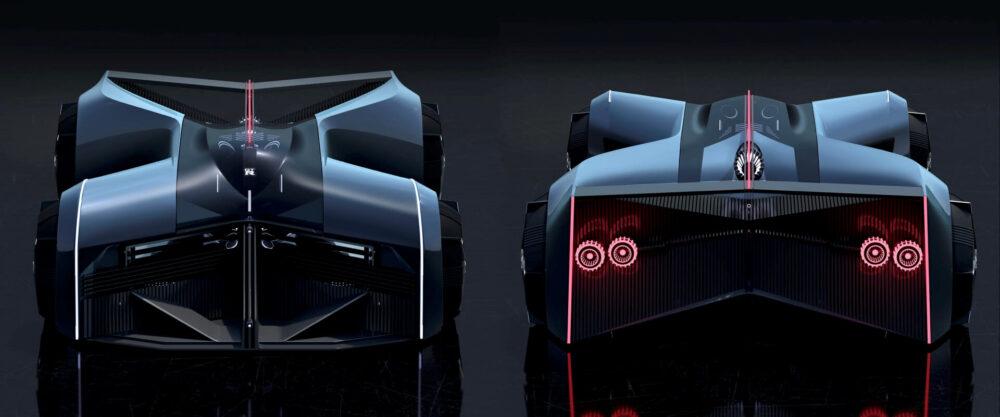 日産GT-R(X)2050