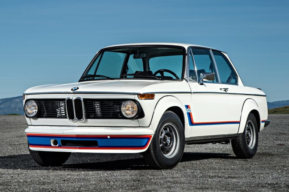 BMW 2002 1973年モデル