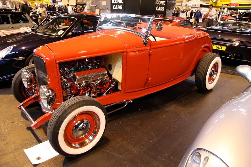フォード デュース ロードスター