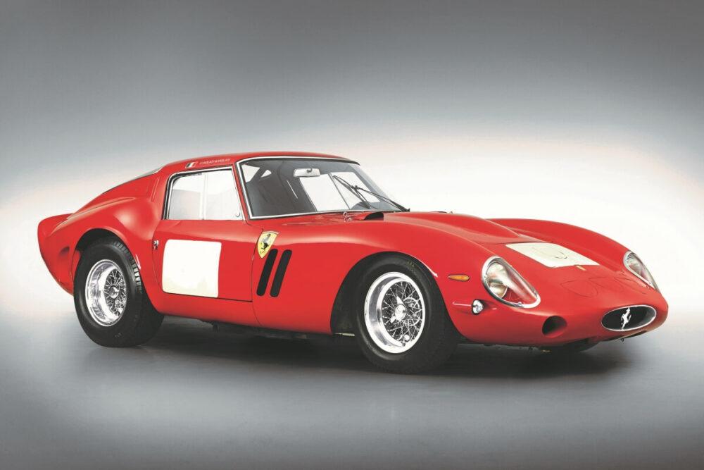 フェラーリ 250GTO 1962年式