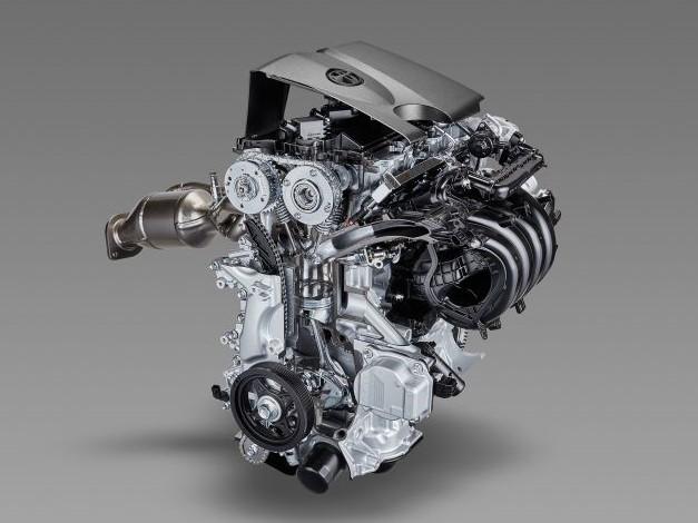 トヨタのCVTエンジン