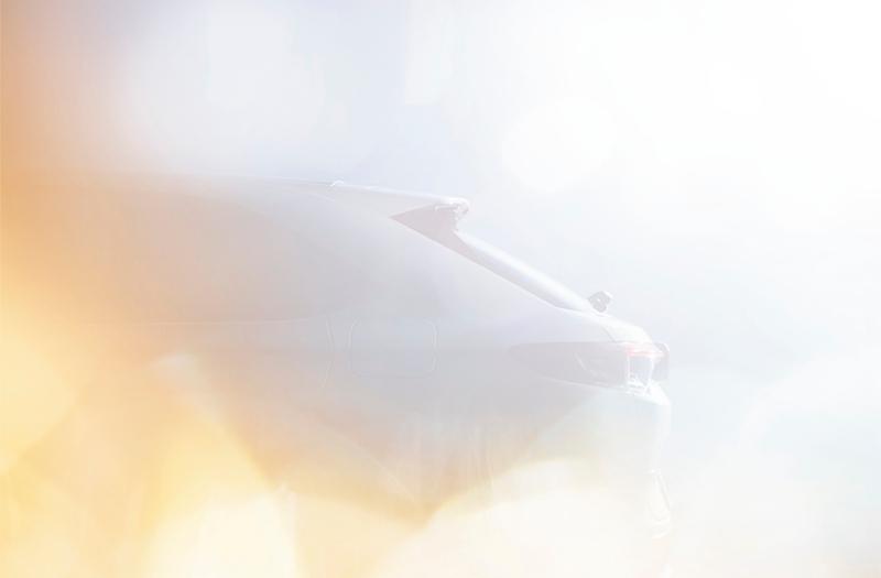 2021年2月にワールドプレミアされる新型ヴェゼルのティザー画像