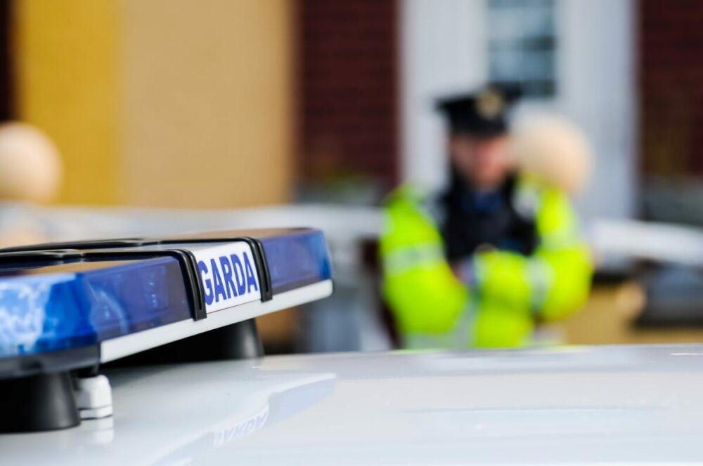 アイルランド警察のイメージ
