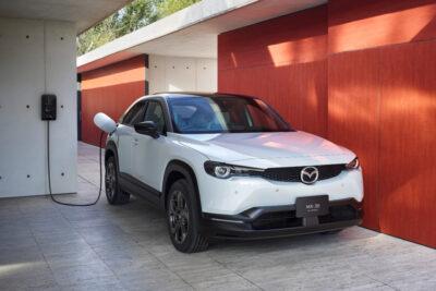 【速報】マツダ初の量産電気自動車「MAZDA MX-30 EV MODEL」を発売