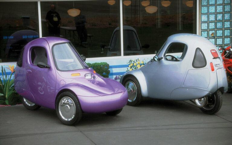 実際に発売してしまった…世にも奇妙なデザインの珍車4台を紹介