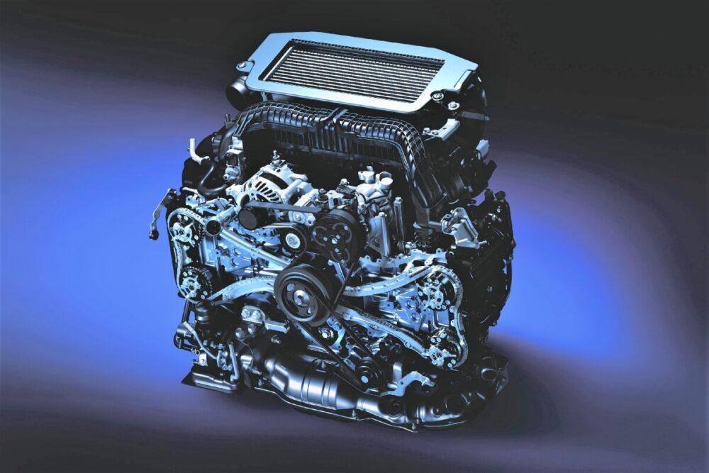 新型レヴォーグに搭載された1.8Lエンジン「CB18」