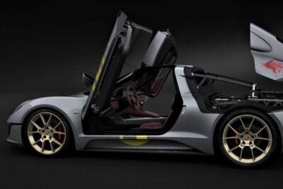 ポルシェ初のガルウイング車か?2021年2月に特許画像が提出される