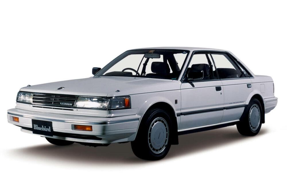 日産マキシマの日本仕様「ブルーバード(1986年式)」