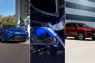 トヨタの本気!2021年7月以降に完全電気自動車を展開する?
