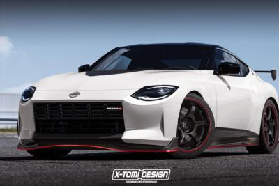 新型日産フェアレディZ「400Z」NISMOの予想CGが凄い!ロードスターも