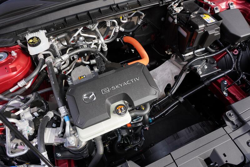 マツダ MX-30 EV MODEL パワーユニット