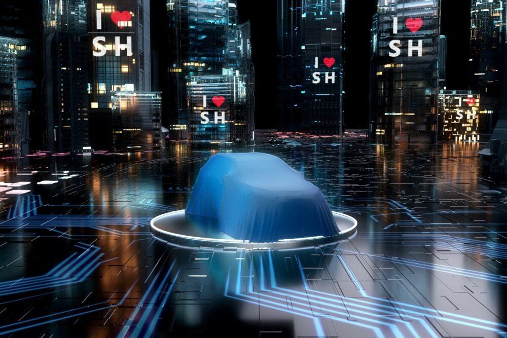トヨタが3月15日に公開したティザー画像