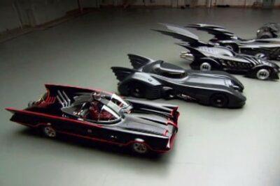 バットモービル画像・動画集 映画バットマンの愛車 歴代5車&次作新型車をご紹介