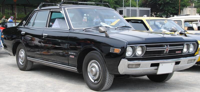 日産 グロリア 230型