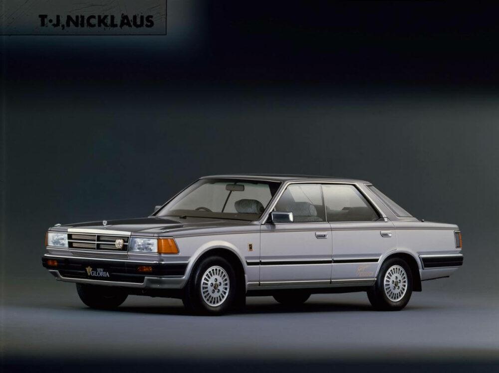 日産 グロリア Y30型 ジャック・ニクラス バージョン 1983年
