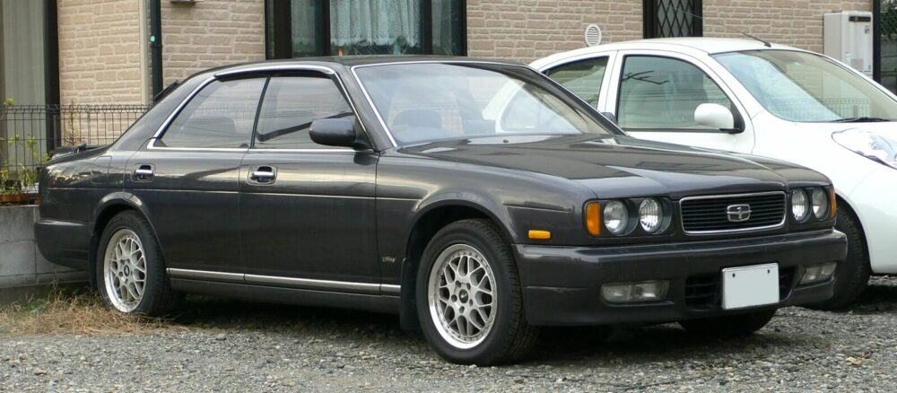 日産 グロリア Y32型 9代目