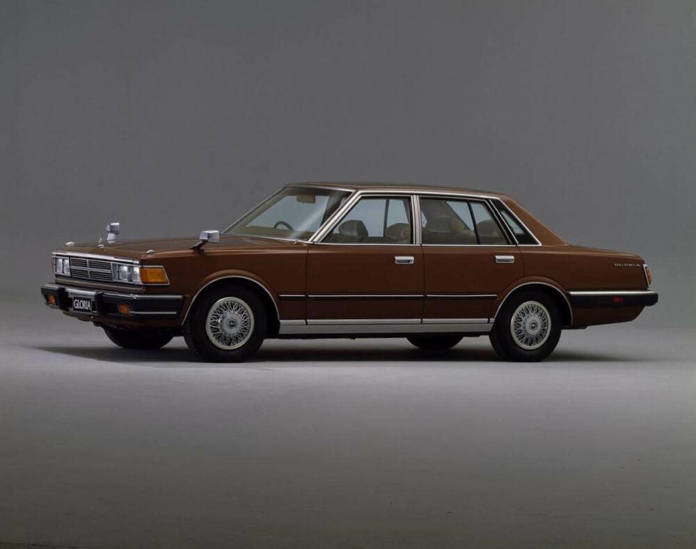 日産 グロリア 430 セダン 280Eブロアム 1979年
