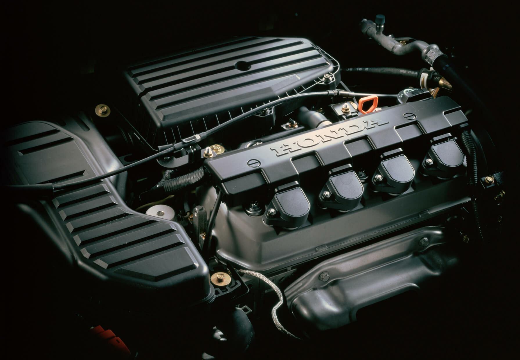 ホンダ シビック SOHCエンジン 2001年型