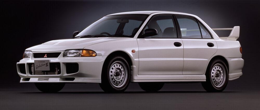 三菱 ランサーエボリューション3 RS 1995年