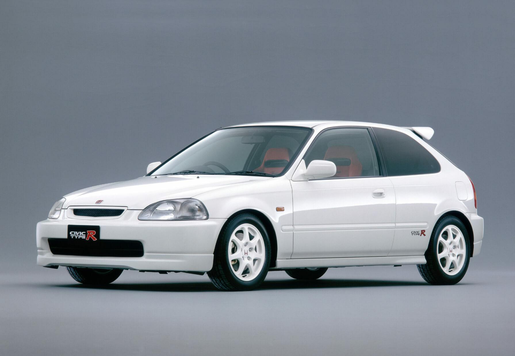 ホンダ シビック タイプR 1997年