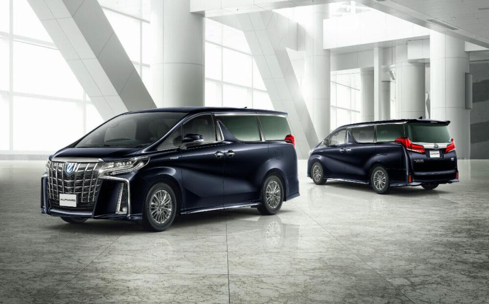 トヨタ 3代目アルファード Executive Lounge S 2020年 前後スタイリング