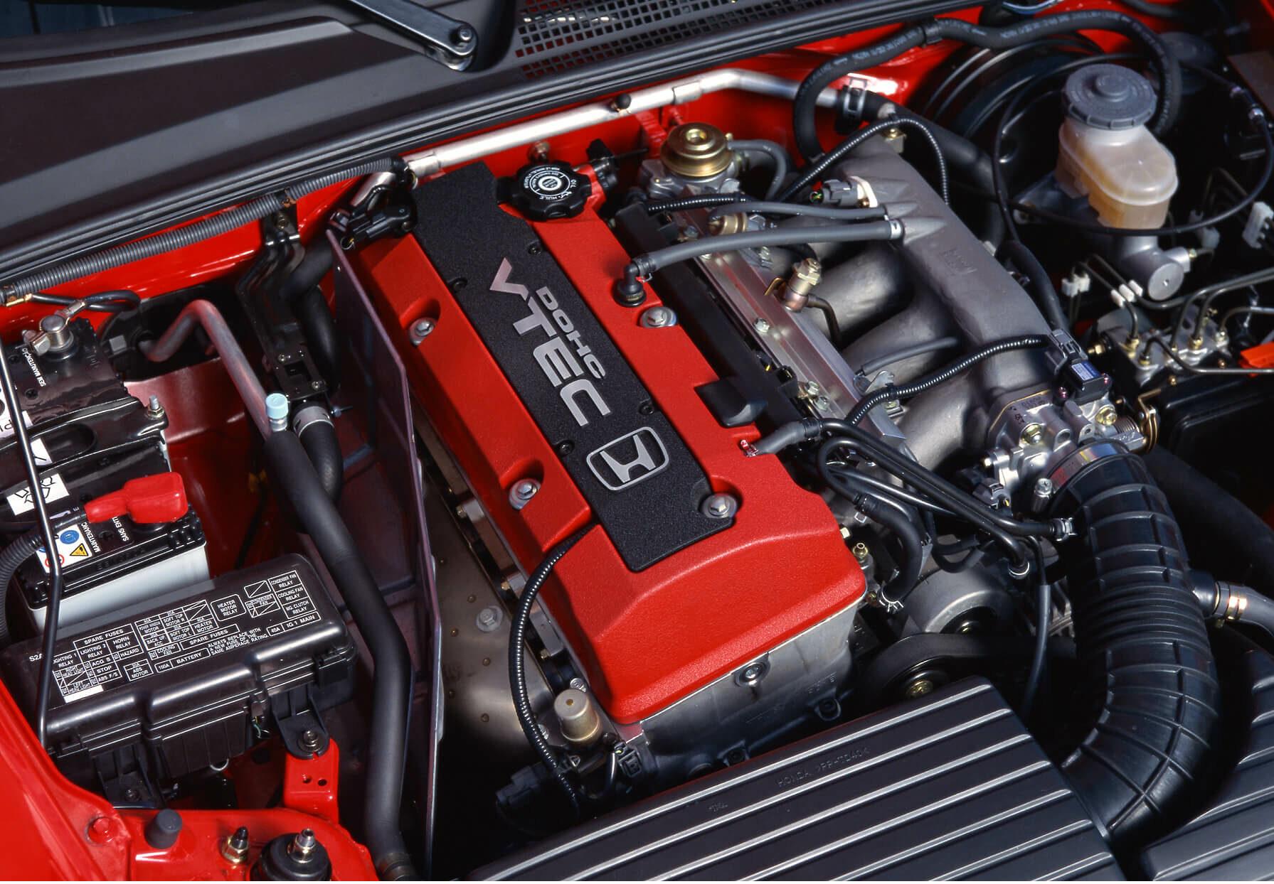 ホンダ S2000 エンジン