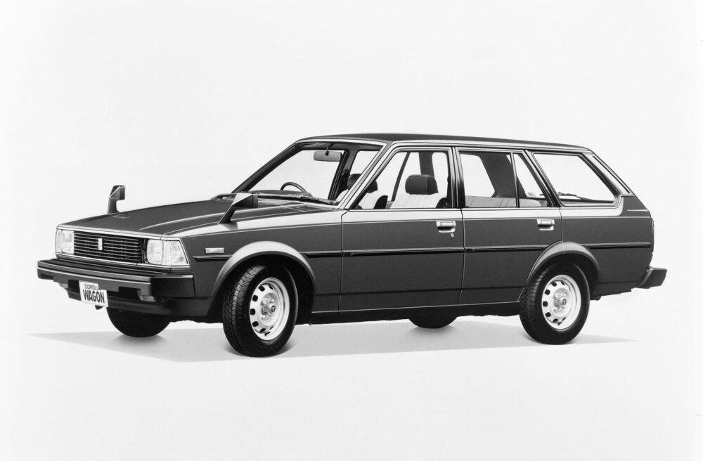 1982年モデル カローラワゴン