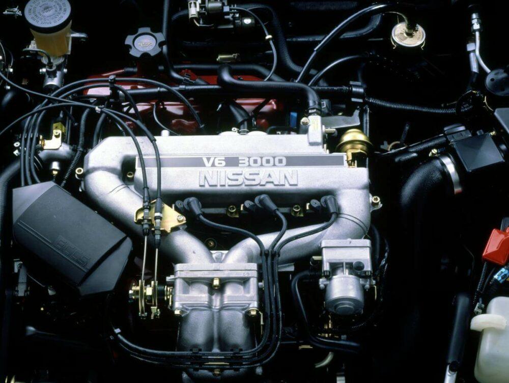 日産 MAXIMA VG30E V6エンジン