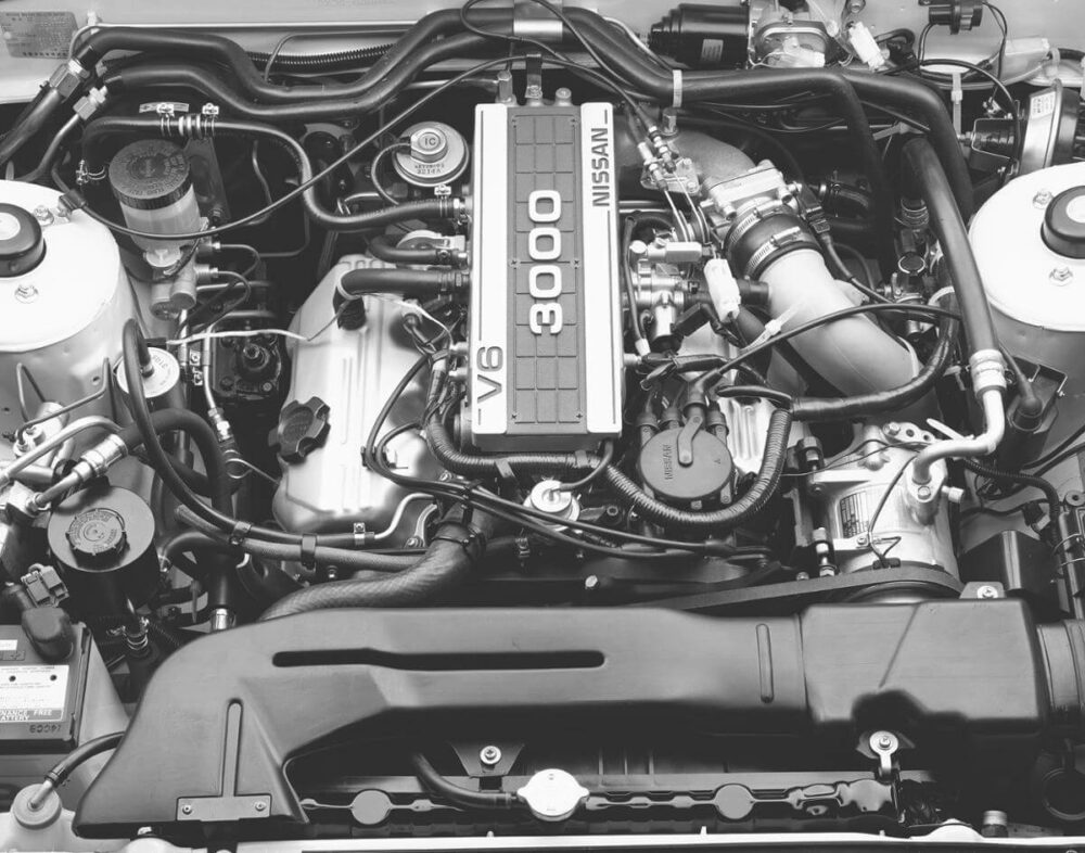 1983年 日産 セドリック Y30型 VG30E V6エンジン