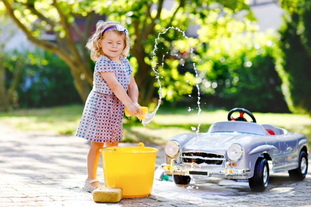 クルマ 洗車 子供 おもちゃ