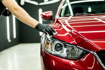 新車にコーティングする必要はない?メリットや洗車の必要性、費用など