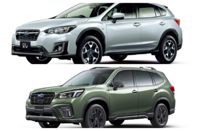 【スバルのSUV】新車全2車種一覧比較&口コミ評価|2021年最新版