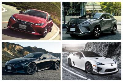 【レクサスのスポーツカー】歴代から新型車まで完全網羅!名車LFAも【2021年最新版】