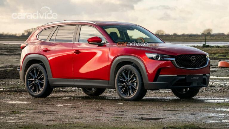 マツダの大本命!次期型CX-5は魅せる新世代SUVへ大幅イメージチェンジ?