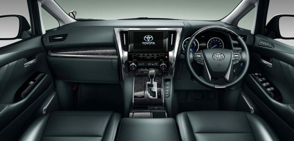 トヨタ 3代目アルファード 2020年モデル 内装