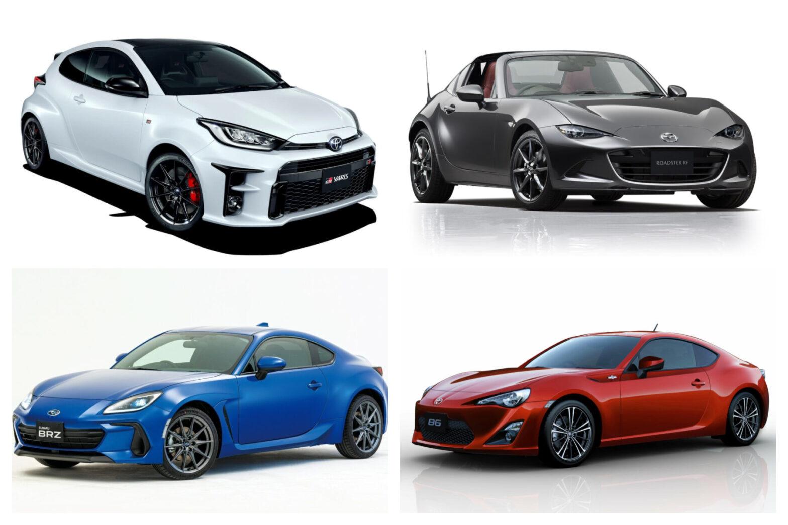 国産車・外車スポーツカー&オープンカーおすすめ人気ランキング【2021年最新情報】