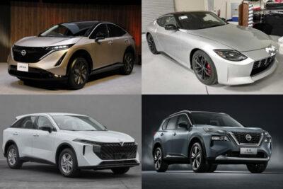 【日産】新型車デビュー・モデルチェンジ予想&新車スクープ|2021年9月最新リーク情報
