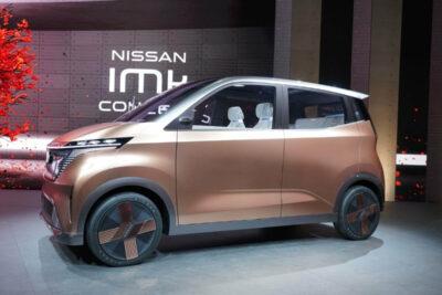 日産・三菱の新型軽EVはアリア顔「IMk」がベース?価格は200万円以下に設定か