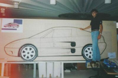 スズキ車をブガッティがデザイン?幻のスポーツカー「ESPRESSO」計画