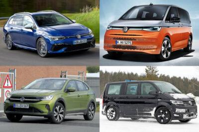 【フォルクスワーゲン】新型車スクープ・モデルチェンジ予想 2021年7月最新情報