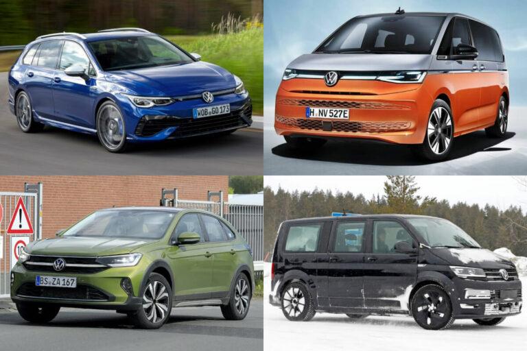 【フォルクスワーゲン】新型車スクープ・モデルチェンジ予想|2021年7月最新情報