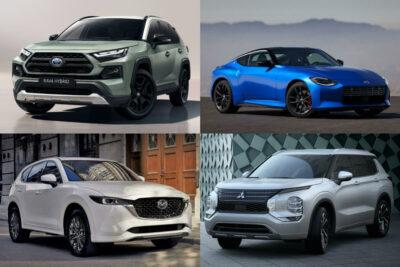 近々登場の新型車22台を一挙掲載!大人気モデルの最新情報多数!