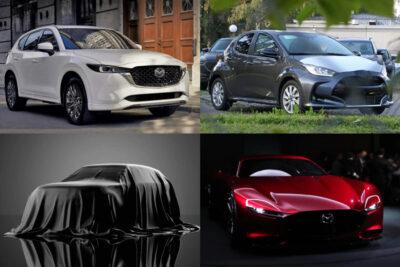 【マツダ】新型車デビュー・モデルチェンジ予想&新車スクープ|2021年10月最新リーク情報