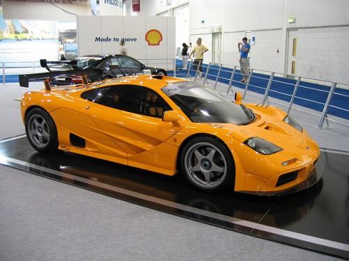 マクラーレン F1 2006撮影3