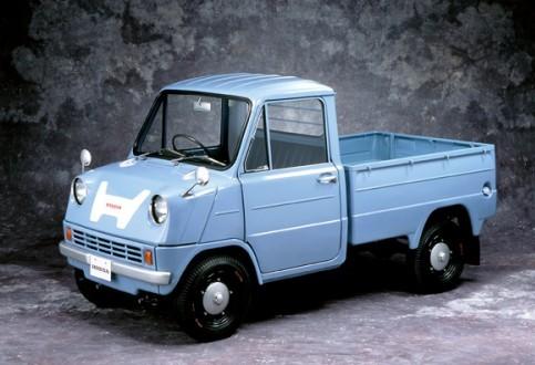 ホンダ T360 1963年