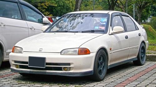 ホンダ EG6型 シビック