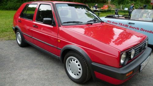 フォルクスワーゲン ゴルフ II GTI 1991年