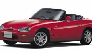 スズキ カプチーノの歴史と現在の中古車価格は?【日本の名車】