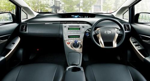 トヨタ プリウス 特別仕様車 S ツーリングセレクション マイコーデ 2014年