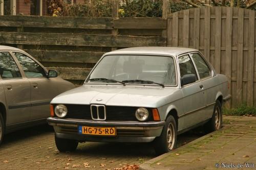 BMW 318i Automatic E21 1981